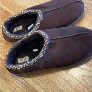 Ugg new sz 14 men's Tasman slippers